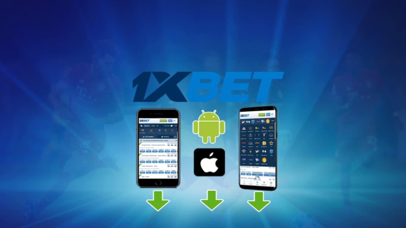 1xBet download APK per dispositivi Android